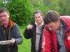Muž uprostřed je známý návrhář profilů Pflug Dirk